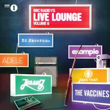Bbc Radio 1-Live Lounge 6 - CD Audio