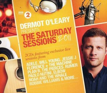 Dermot O'leary Presents - CD Audio