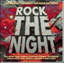 Rock the Night! - CD Audio