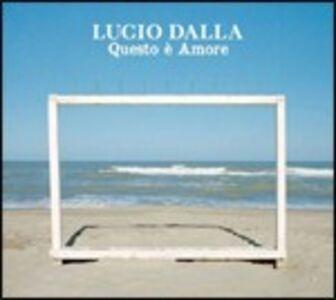 CD Questo è amore di Lucio Dalla