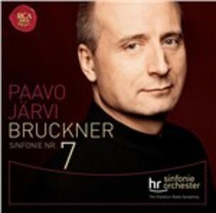 Sinfonia n.7 - CD Audio di Anton Bruckner