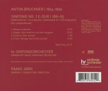 Sinfonia n.7 - CD Audio di Anton Bruckner - 2