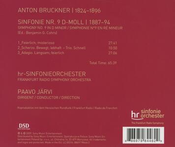 Sinfonia n.9 - CD Audio di Anton Bruckner - 2