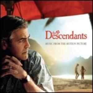 The Descendants (Colonna Sonora) - CD Audio