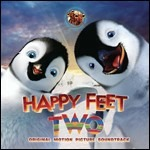 Cover CD Happy Feet 2 in 3D
