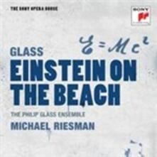 Einstein on the Beach - CD Audio di Philip Glass,Michael Riesman,Philip Glass Ensemble