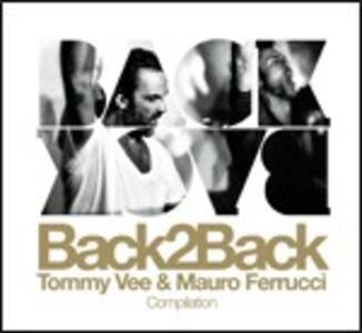 Back 2 Back - CD Audio di Tommy Vee,Mauro Ferrucci