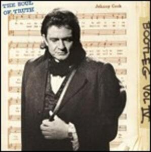 Bootleg vol.4. The Soul of Truth - CD Audio di Johnny Cash