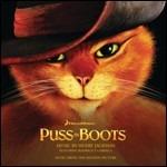 Cover CD Colonna sonora Il gatto con gli stivali