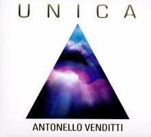 Unica - CD Audio di Antonello Venditti
