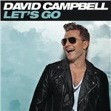 Let's Go - CD Audio di David Campbell