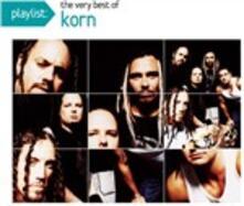 Playlist - CD Audio di Korn