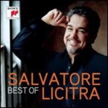 Best of - CD Audio di Salvatore Licitra