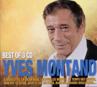 Best of - CD Audio di Yves Montand