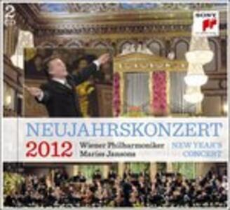 Neujahrskonzert 2012 - CD Audio