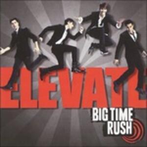 Elevate - CD Audio di Big Time Rush