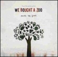 We Bought a Zoo (Colonna sonora) - CD Audio di Jónsi (Sigur Rós)