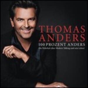 100 Prozent Anders - CD Audio di Thomas Anders