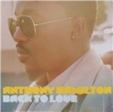 Back to Love - CD Audio di Anthony Hamilton