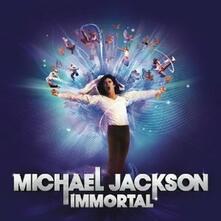 Immortal (Deluxe) - CD Audio di Michael Jackson