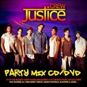 Justice Crew Party Mix - CD Audio di Justice Crew