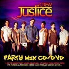Justice Crew Party Mix - CD Audio di Justice Crew