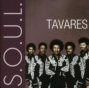 Soul - CD Audio di Tavares