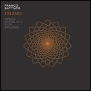 Telesio - CD Audio + DVD di Franco Battiato,Royal Philharmonic Orchestra,Carlo Boccadoro