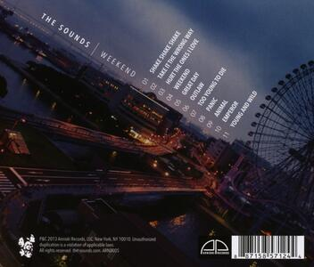 Weekend - CD Audio di Sounds - 2
