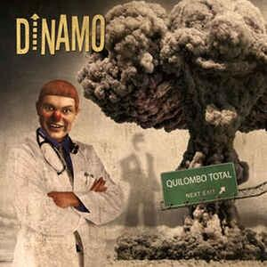 Quilombo Total - CD Audio di Dinamo