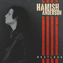 Restless - CD Audio di Hamish Anderson