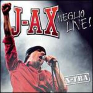 Meglio Live X-Tra - CD Audio di J-Ax