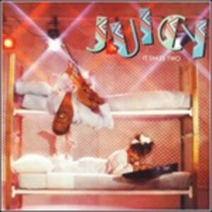 It Takes Two - CD Audio di Juicy