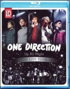 One Direction. Up All Night. The Live Tour - Blu-ray