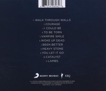 Ashes - CD Audio di Kyla La Grange