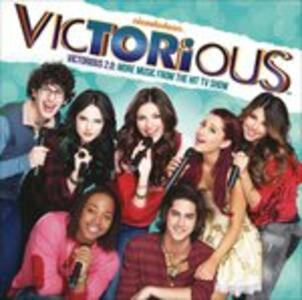Victorious. Music from..2 (Colonna Sonora) - CD Audio