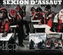 L'ecole des Points - CD Audio di Sexion d'Assaut
