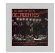 Hecho En Vivo En El Palacio De Los Deportes-25 Ani - CD Audio di Los Autenticos Decadentes