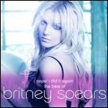 Oops! I Did It Again. The Best of - CD Audio di Britney Spears