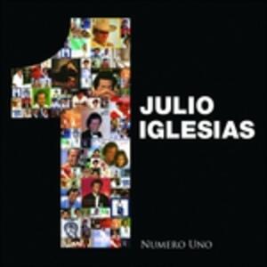 Numero uno - CD Audio di Julio Iglesias