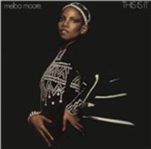 This Is It - CD Audio di Melba Moore