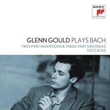 Invenzioni a 2 e 3 parti - Sinfonie - CD Audio di Johann Sebastian Bach,Glenn Gould