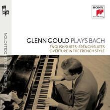 Suites inglesi - Suites francesi - Ouverture nello stile francese - CD Audio di Johann Sebastian Bach,Glenn Gould