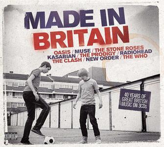 Made in Britain - CD Audio