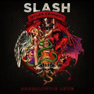 Apocalyptic Love - CD Audio di Slash