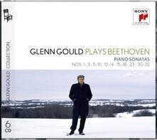 Sonate per pianoforte - CD Audio di Ludwig van Beethoven,Glenn Gould