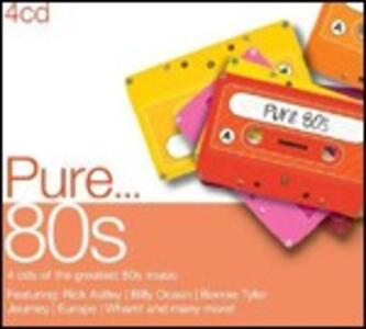 Pure...'80s - CD Audio