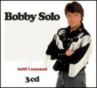 Bobby Solo - CD Audio di Bobby Solo