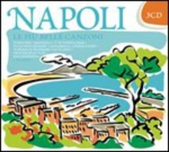Le più belle canzoni di Napoli - CD Audio