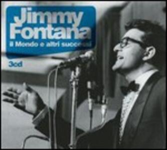 Jimmy Fontana - CD Audio di Jimmy Fontana